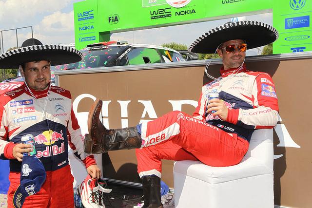Loeb Mexic 2012