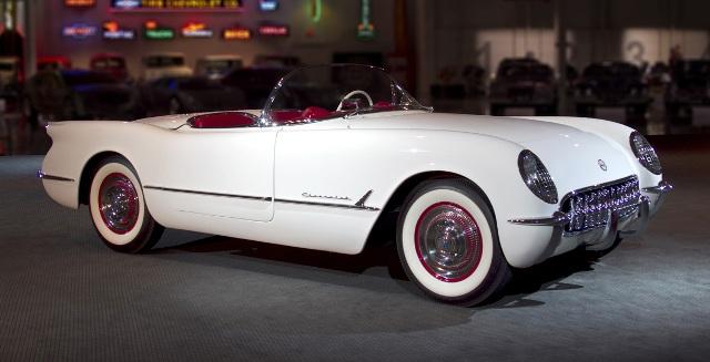 1953_Chevrolet_Corvette C1