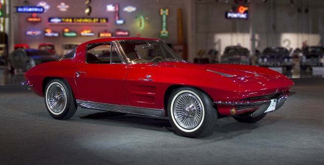 1963_Chevrolet_Corvette C2