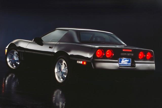 1990_Chevrolet_Corvette C4