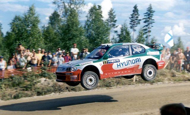 Hyundai Accent WRC 2002