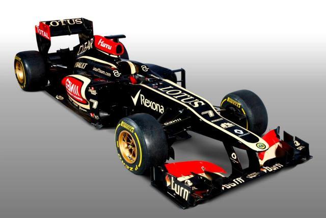 Lotus e21 a