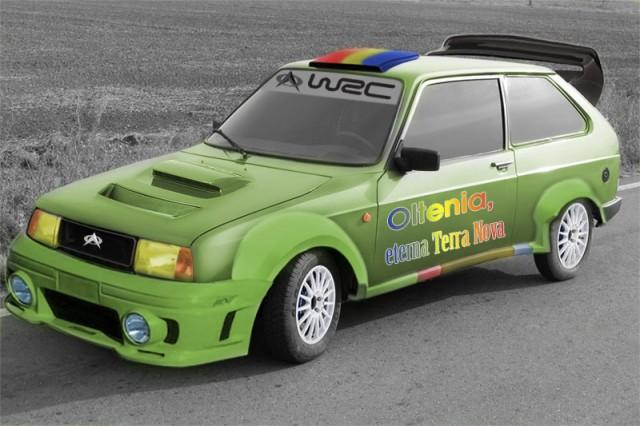 Oltcit-WRC