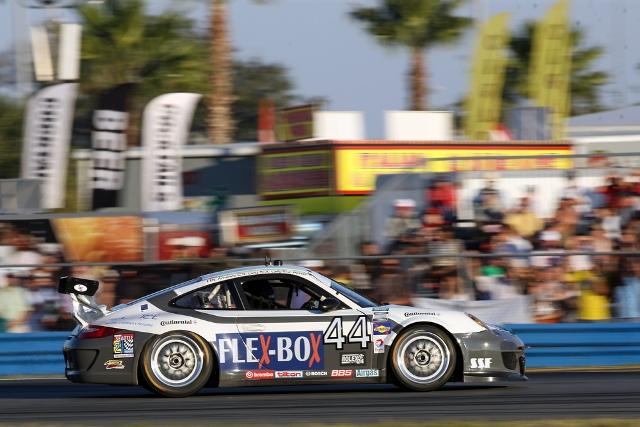 Porsche 911 GT3 daytona 24 2013