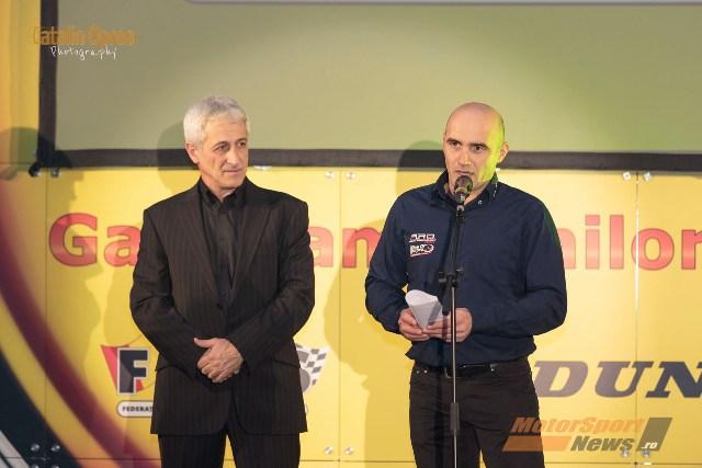 Ovidiu Mazilu presedintele FRAS (stanga) Gabriel Onofrei presedintele ARD (dreapta)