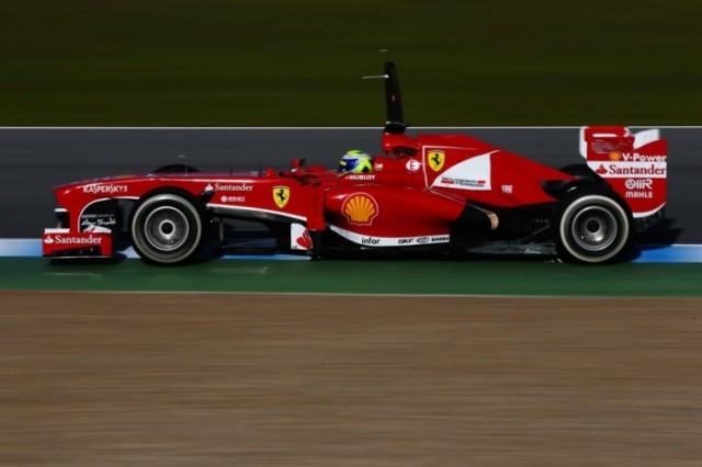 2013-Felipe-Massa-Jerez-Circuit-Testing-Formula-One