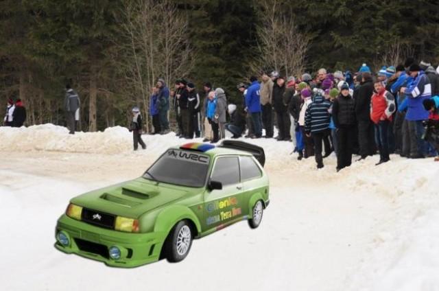 Oltcit WRC