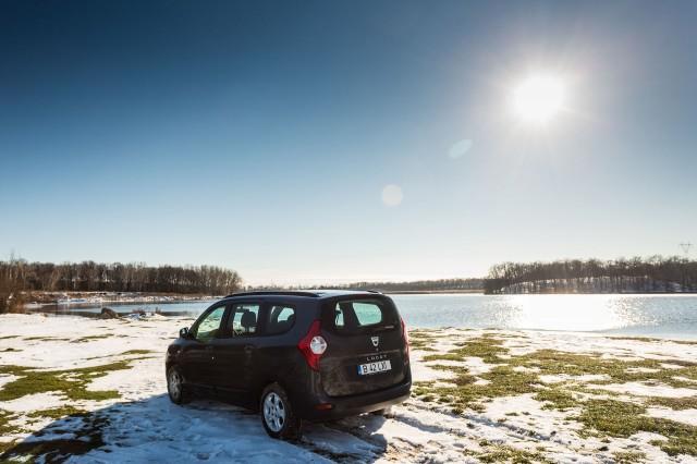 Dacia Lodgy Spate