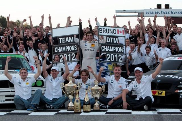 victorie BMW 2012