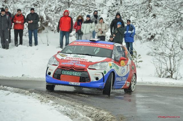 Adrian Raspopa - Tess Rally Dunlop 2013
