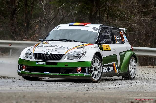 Dan Girtofan - Tess Rally Dunlop 2013