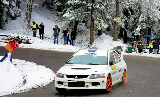 Manu Mihalache-Tess Rally 2013