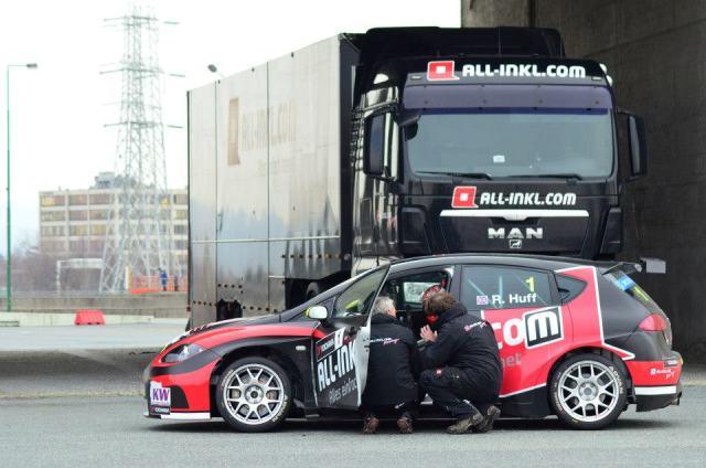 Rob Huff Munnich Motorsport