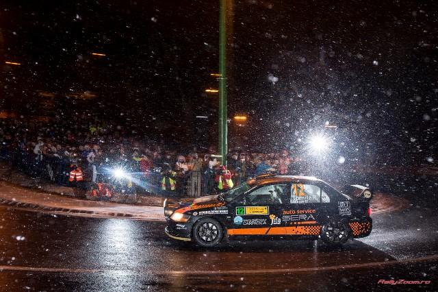 Tomita Rares - Tess Rally Dunlop 2013