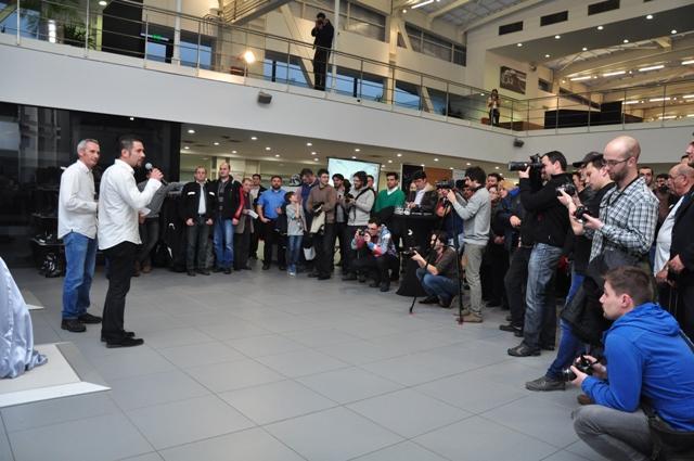 lansare BMW