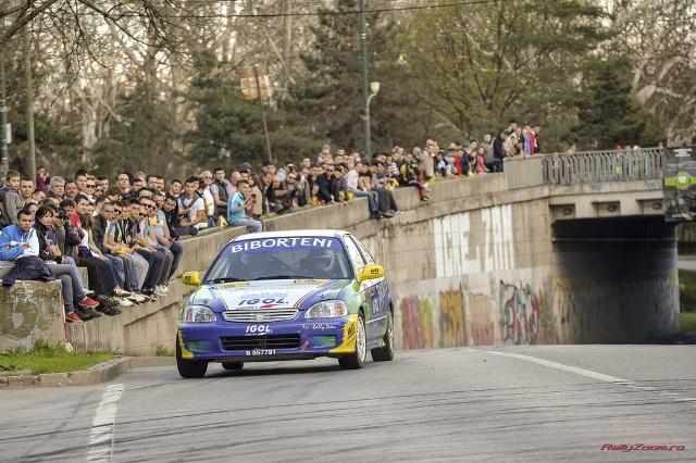 Adrian Grigore - Timis Rally - 1