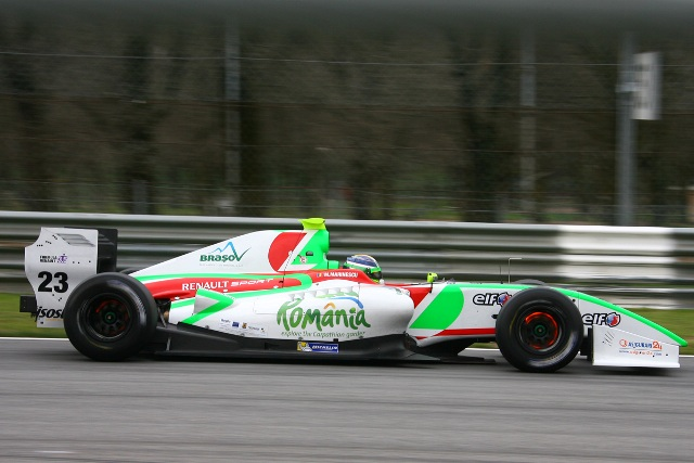 Mihai Marinescu Formula Renault 2013