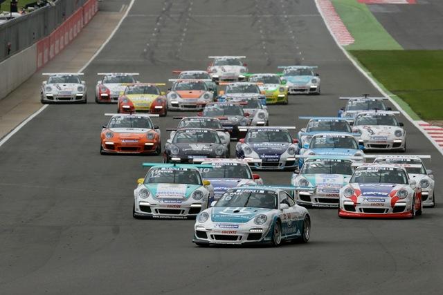 Formel 1 Grand Prix Großbritannien 2012