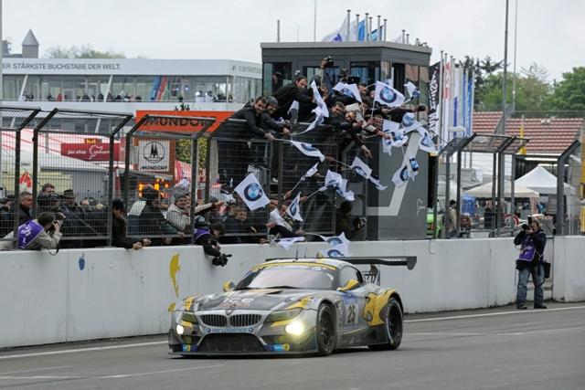 BMW 24H Nurburgring