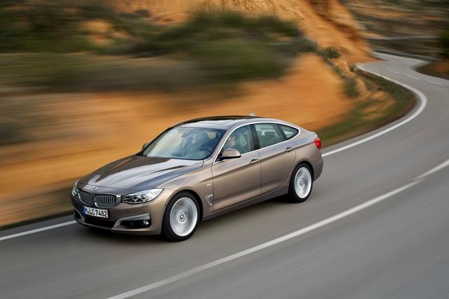 BMW 3 GT 2013