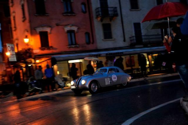 BMW 328 Mille Miglia 2013