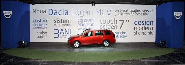 Lansare Noul Logan MCV_11