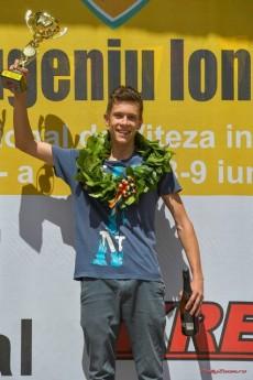 Adi Iliescu Teliu podium 2013