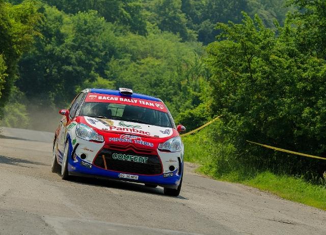 Adrian Raspopa - Transilvania Rally 2013