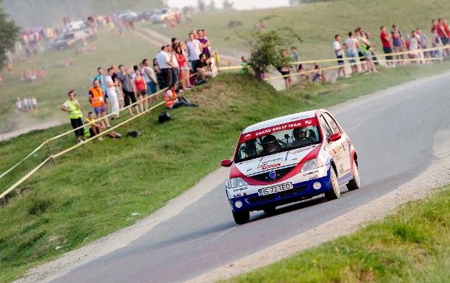 Bogdan Samoila - Transilvania Rally 2013