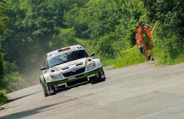 Dan Girtofan - Transilvania Rally 2013