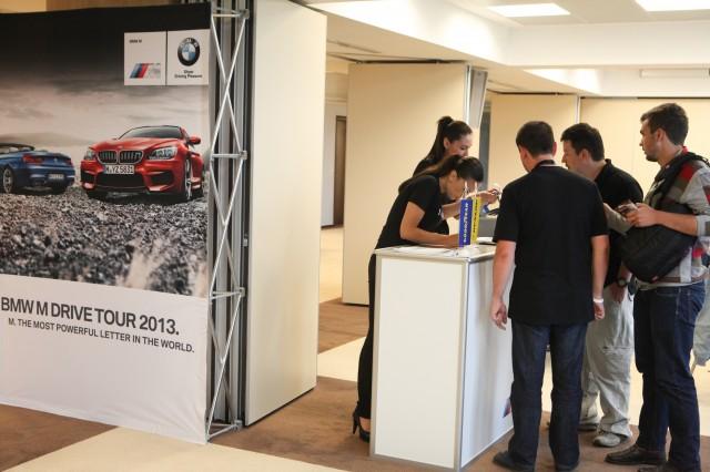 BMW M Drive Tour 2013