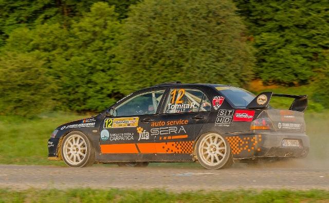 Rares Tomita - Transilvania Rally 2013