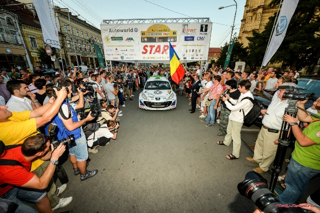 start raliul clujului 2013