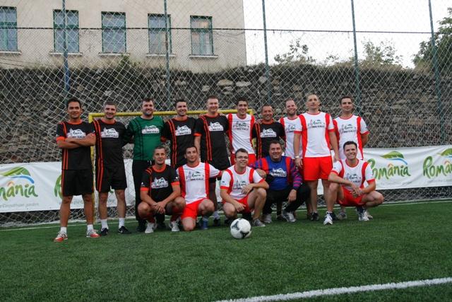 Fotbal Sibiu