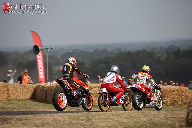 GOODWOOD FESTIVAL OF SPEED 2013 MOTORSPORTNEWS.RO EXTREME TATTOO FORT WILLIAM  GABI TOMESCU (711)