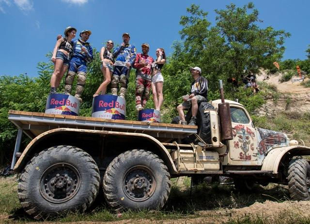 Red Bull Romaniacs in Sibiu, Romania on July 6th, 2013.