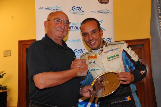 Colin McRae Flatout Trophy, Valentin Porcisteanu (ROM) Mitsubishi Lancer Evo