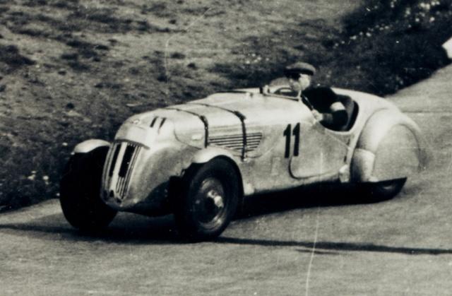 Petre Cristea- Nurburgring 1939