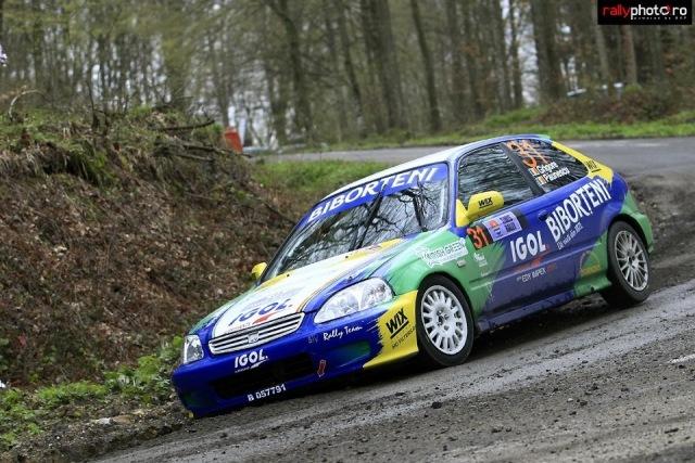 Adrian Grigore - Timis Rally - 2