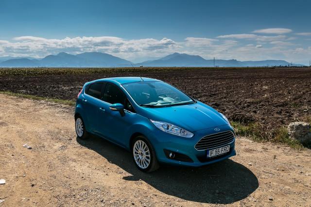 Ford Fiesta 2013 Titanium
