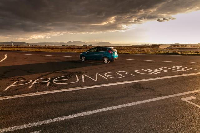 Ford Fiesta 2013 Titanium - la Prejmer