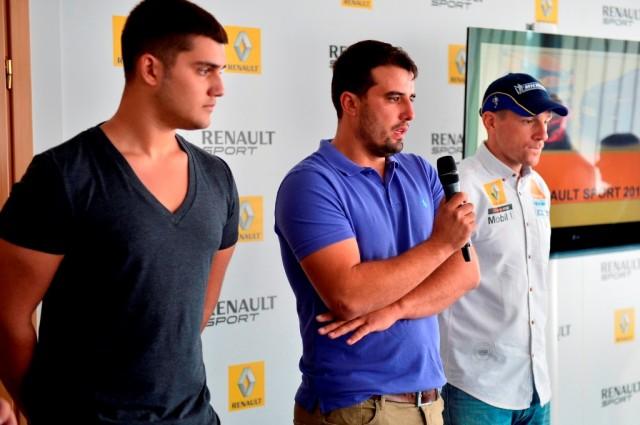 Salvadore Arcarese, Constantin Raileanu, ALex Filip
