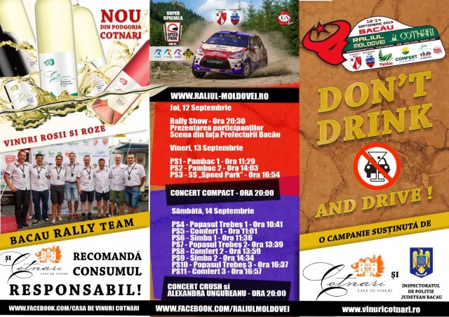 flyer Dont drink and drive