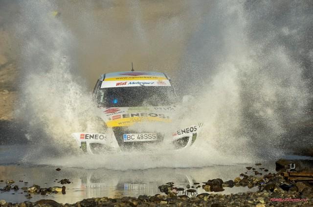 Alex MIREA - Rally Harghita 2013