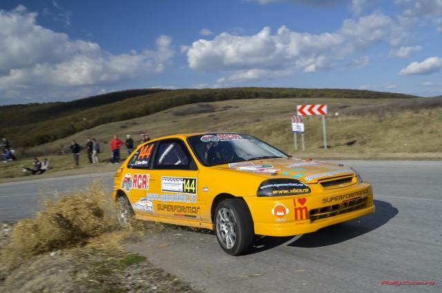 Alex MIREA@Alba Motor Challenge 2013