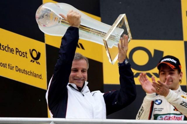 Jens Marquardt - Cupa pentru titlul constructorilor