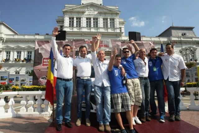 ESD Rally Team