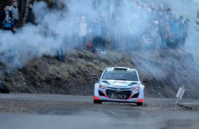 2014 World Rally Championship / Round 01 /  Monte Carlo Rally // Worldwide Copyright: Hyundai Motorsport