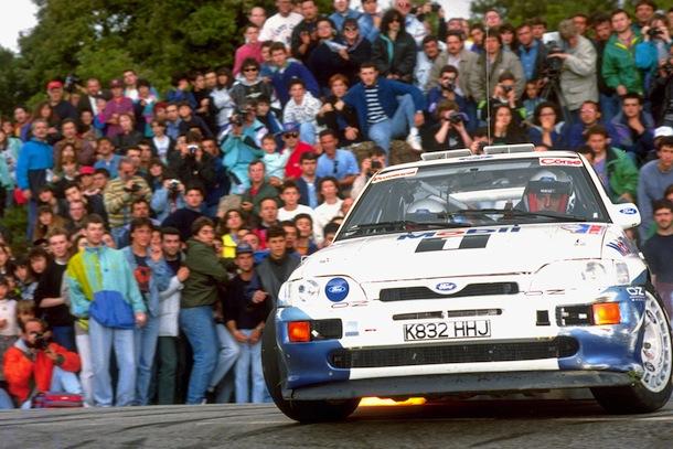 Francois Delecour 1994
