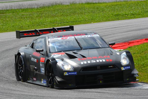 GT-R GT500 2014